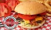 Burger Stop - Layton: $6 for $12 Worth of Burgers, Fries, Milkshakes, and More at Burger Stop