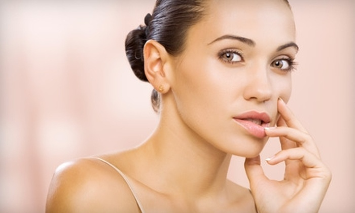Faces Skin Care - Multiple Locations: $49 for Organic Glow Facial at Faces Skin Care ($120 Value)