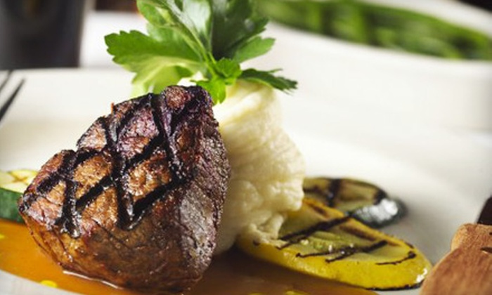 Black Mountain Grill - Henderson: $25 for $50 Worth of Contemporary Steak-House Fare at Black Mountain Grill in Henderson