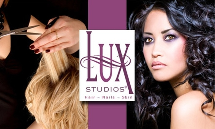 Tami Marie @ Lux Studios - Washington DC: $35 for $70 Worth of Salon Services at Lux Studios
