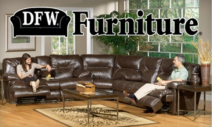 DFW Furniture - Heath: $49 for $150 Toward Furniture and Mattresses at DFW Furniture