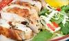 LisaBellas Bistro - Port Aransas: Coastal Cuisine at Lisabella's Bistro in Port Aransas. Three Options Available.