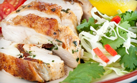 3-Course Chicken Dinner for 2 ($66 Value) - Lisabella's Bistro in Port Aransas