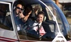 56% Off Helicopter Tour for Three from DWTA