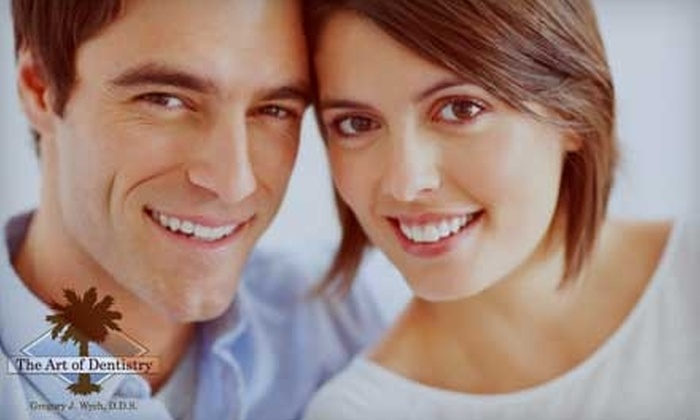 The Art of Dentistry - Northwest Columbia: $150 for In-Office BriteSmile Teeth Whitening (Up to $397 Value) or $109 for Home Whitening Kit ($275 Value) at The Art of Dentistry in Irmo