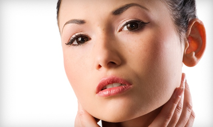 Salon Rain & Day Spa - Murray: Spa Pedicure, Facial, or Permanent Makeup at Salon Rain & Day Spa (Up to 62% Off)
