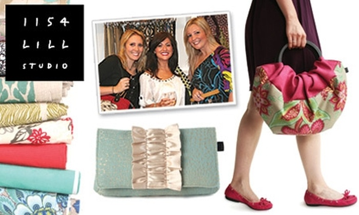 1154 Lill Studio - Los Angeles: $25 Toward $50 Worth of Custom Handbags and More at 1154 Lill Studio