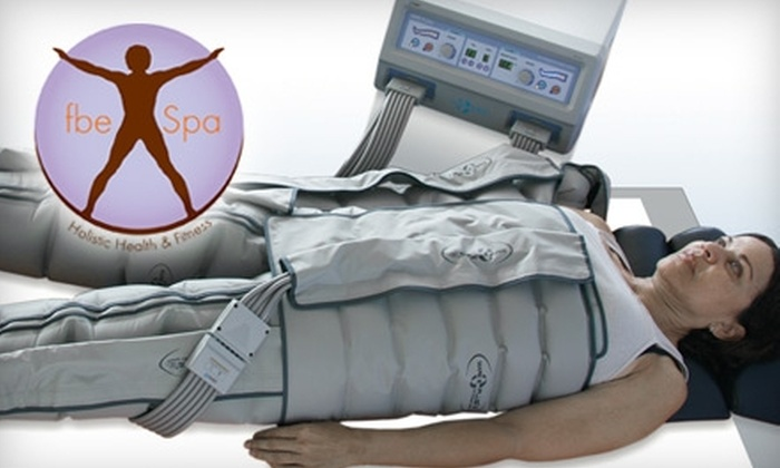 Firm Body Evolution - Mid-Wilshire: $25 for a 60-Minute Pneumatic Compression Massage at Firm Body Evolution ($100 Value)