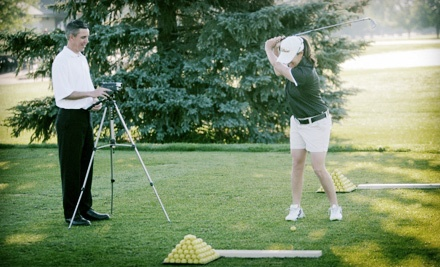 1 Private 1-Hour Golf Lesson with Video Swing-Analysis (an $85 value) - Collindale Golf Academy in Fort Collins