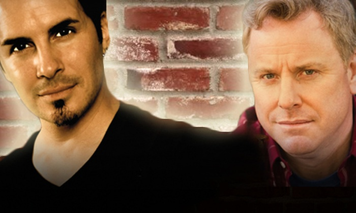 Icons of Comedy Series - Las Vegas: $20 for One Premium Ticket to See Comedians Hal Sparks or Jimmy Shubert at the Las Vegas Hilton (Up to $49.95 Value). 15 Dates Available.