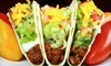 El Taco Loco - Great Neck: Mexican Meal for Two or Four at El Taco Loco (Up to 64% Off)