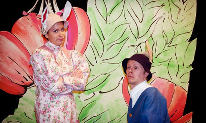 "CATCO is Kids Presents ""The Tales of Beatrix Potter"" - Downtown Columbus: CATCO is Kids Presents ""The Tales of Beatrix Potter"" at Studio One Riffe Center (Up to 60% Off). Four Shows Available."