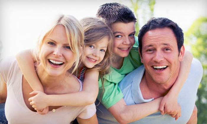 Serene Smiles Dentistry - Morris West: $65 for a Dental-Service Package with Exam, Cleaning, and X-rays at Serene Smiles Dentistry ($326 Value)