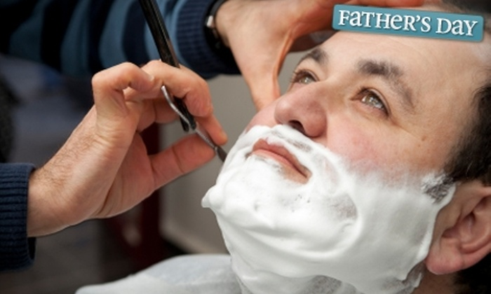 e Shave - Multiple Locations: Shave Packages at ê Shave. Three Options Available.