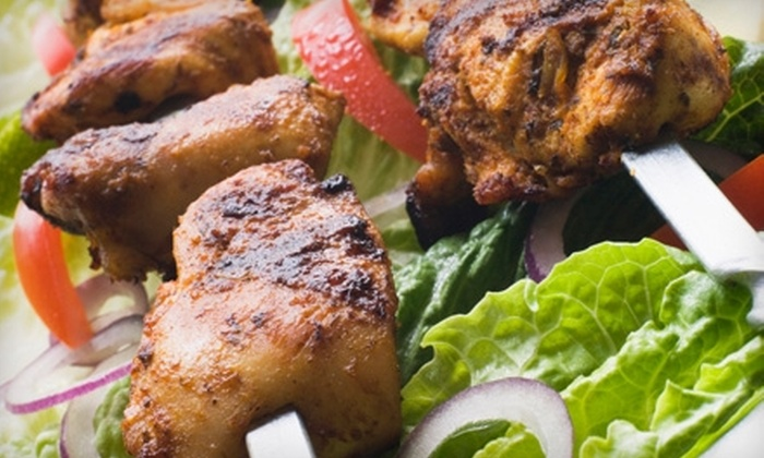 Kababs - Wichita: $8 for $17 Worth of Indian and Pakistani Cuisine at Kababs