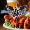$10 for American Fare at Rhythm & Brews