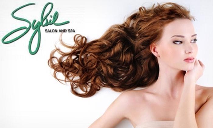 Sybil Salon & Spa - Shadyside: $20 for a Women's or Men's Haircut at Sybil Salon and Spa
