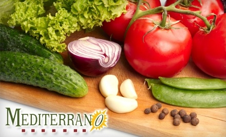 Mediterrano: $40 Groupon for Dinner - Mediterrano in Ann Arbor
