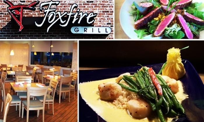 Foxfire Grill  - Lincolnia: $10 for $25 Worth of Savory American Grub at Foxfire Grill