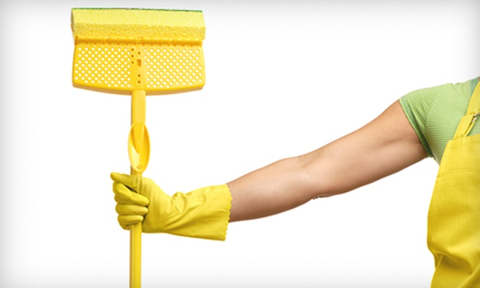 2 Ladies & a Broom - Peachtree City: 1, 3, or 5 Two-Hour Home-Cleaning Sessions from 2 Ladies & a Broom (Up to 79% Off)
