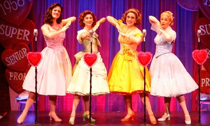 """CLO Cabaret - Downtown: $20 for One Ticket to """"The Marvelous Wonderettes"""" at the CLO Cabaret (Up to $44.75 Value). Choose from Five Performances."""