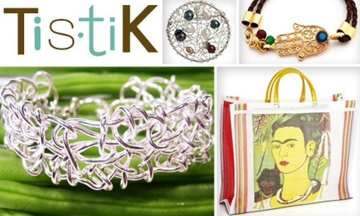 Tis Tik  - Boston: $25 for $40 Worth of Jewelry and Accessories at Tis Tik
