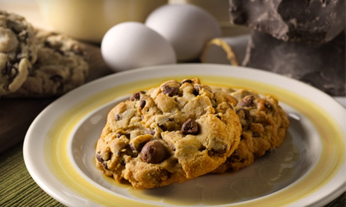 Great One Cookie Company - East Dallas,Greenland Hills,Knox Henderson: One or Two Dozen Cookies at Great One Cookie Company (Up to Half Off)