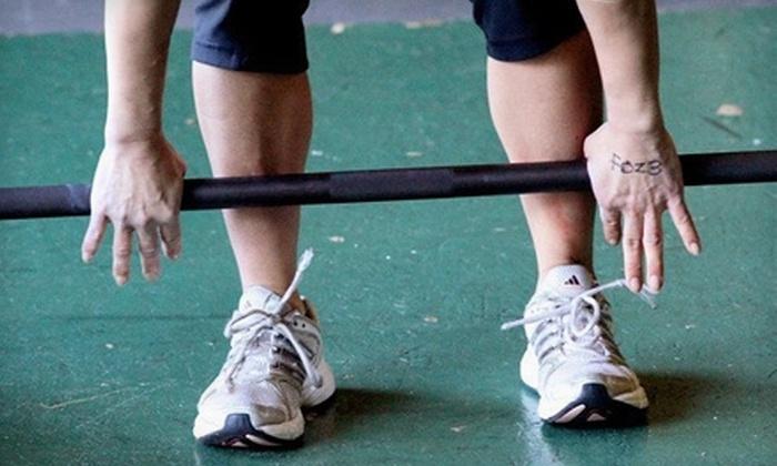 CrossFit Bellevue - Woodbridge: $99 for a One-Month Fundamentals Membership at CrossFit Bellevue ($383 Value)