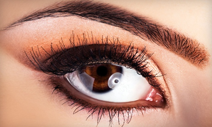 Eye Candy - Downtown Kirkland,Rose Hill: Full Set of Eyelash Extensions or $49 for $100 Worth of Services at Eye Candy in Kirkland