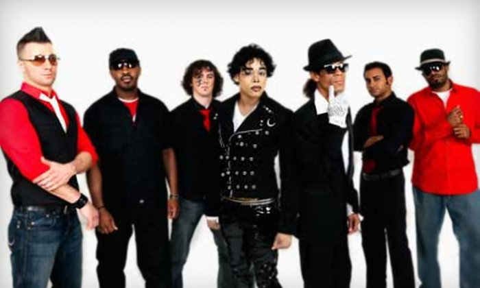 Who's Bad: The Ultimate Michael Jackson Tribute Band - French Quarter: One Ticket to See Michael Jackson Tribute Band at House of Blues New Orleans on October 7 at 9 p.m. (Up to $24 Value)