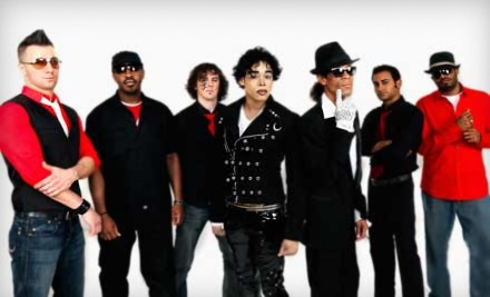 Live Nation: Whos Bad: The Ultimate Michael Jackson Tribute Band at House of Blues New Orleans on Fri., Oct. 7 at 9PM: General Admission - Whos Bad: The Ultimate Michael Jackson Tribute Band in New Orleans
