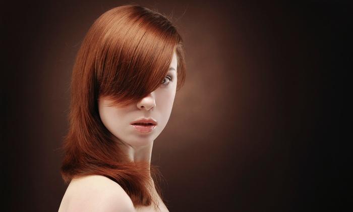 Renaissance Salon & Spa - Northeast Virginia Beach: Hair Packages or Keratin Treatment at Renaissance Salon & Spa (Up to 69% Off)