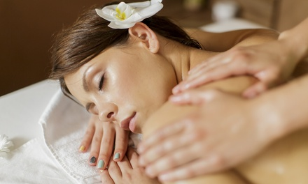 One or Three 60-Minute Swedish Massages at Beautiful Skin and Nails (Up to 56% Off)