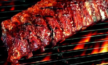 $20 Groupon to Boss Hawgs BBQ Express - Boss Hawgs BBQ Express in Junction City