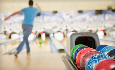 $20 Groupon for Bowling, Entertainment, and Anything on the Menu - Rule 3 in Pickerington