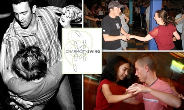 Charm City Swing - Rosedale: $10 for Three Swing Classes at Charm City Swing