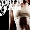 Up to 62% Off at World Gym