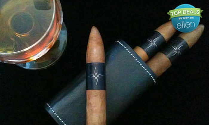 Maraya Cigar - Downtown,Lower East Side,Chinatown: Cigar Tasting with Bottle Fee Waived for Two or Four at Maraya Cigar NY