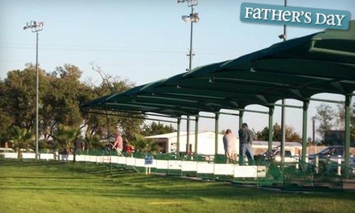 Cedar Park Driving Range - Hur Industrial Park: $12 for Two Large Buckets of Balls at Cedar Park Driving Range ($24 Value)