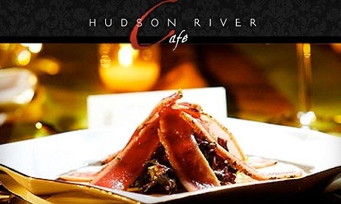 Hudson River Cafe - Manhattanville: $20 for $40 Worth of Latin American Cuisine and Spirits at Hudson River Cafe in Harlem
