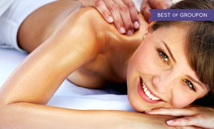 Essence Holistic Center: Swedish, Therapeutic, or Deep-Tissue Massages at Essence Holistic Center (Up to 51% Off)