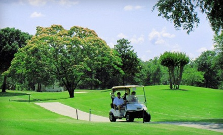 Golf Outing for Two People - Wildwood Resort in Crawfordville