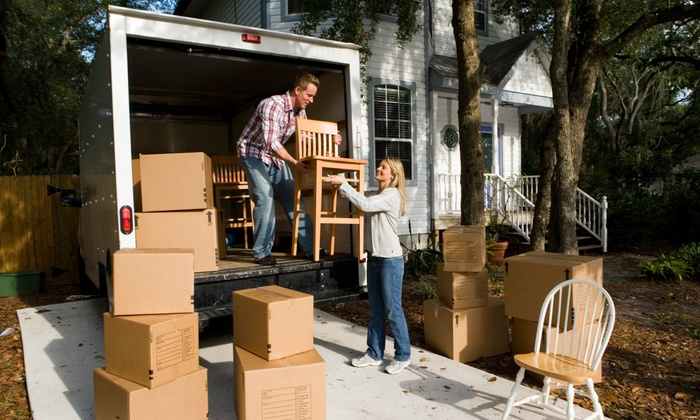 K&T Moving And Delivery - Dallas: Two, Three, or Four Hours of Moving Services from K&T Moving And Delivery (Up to 56% Off)