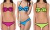 Caged Balconette Bikini: Caged Balconette Bikini