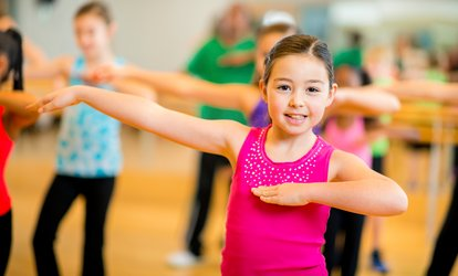 image for Month of Kids' <strong><strong>Dance</strong> Classes</strong> or Kids' Extreme Jazz or Hip Hop Class at Summers Academy of <strong>Dance</strong> (Up to 60%Off)