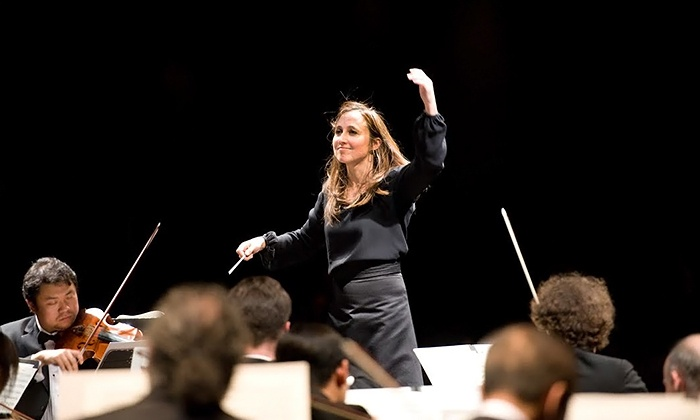 Opening Night of Berkeley Symphony Orchestra - Zellerbach Hall - UC Berkeley: Opening Night of Berkeley Symphony Orchestra at Zellerbach Hall on October 2 at 7 p.m. (Up to 53% Off)