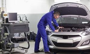 Taller Diesel Casas (Bosh Car Service): Cambio de líquido anticongelante por 19,95€, con líquido de frenos por 34,95€ y con cambio de aceite y filtro por 59,95€