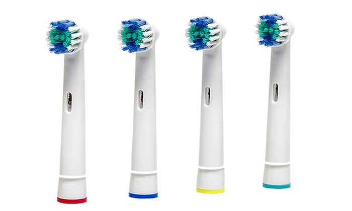 8 16 ou 32 têtes de brosse à dents lectriques compatibles OralB dès 490€