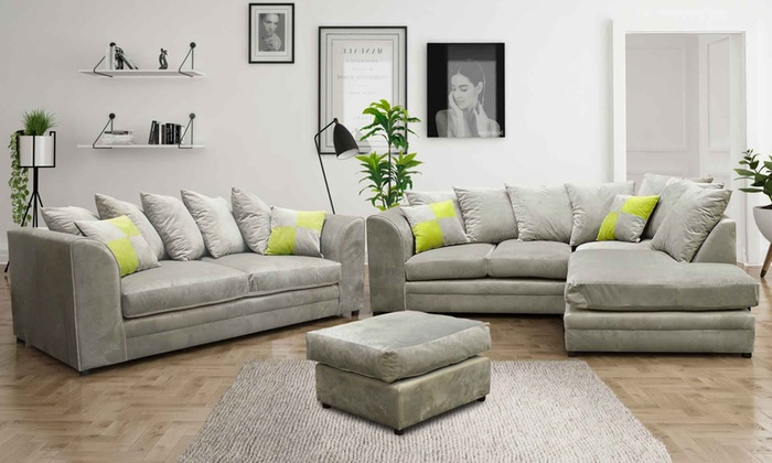 Cato Sofa Collection Groupon Goods