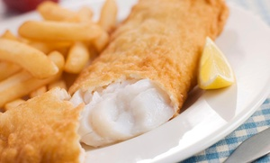 Eat my pasty: $10 for $12 Worth of Fish and Chips — Eat my pasty